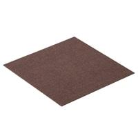【ケース販売:10個入り】ペット用消臭吸着マット45×45cm(4枚入) ブラウン
