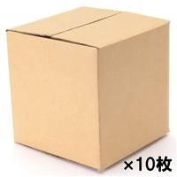 【10枚セット】80サイズ段ボール箱C-20(208X208X216mm)×10枚[4936695365062×10]