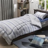 【訳あり商品】 【数量限定】すぐに使える寝具3点セット ヴェントス (パッケージ破損)