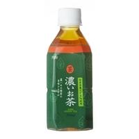 【訳あり商品】  【ケース販売】濃い茶 350ml×24本   賞味期限2019年6月16日