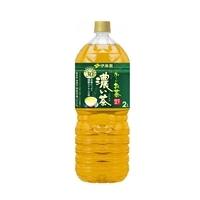 【訳あり商品】おーいお茶濃い茶 2L×6本【箱破損】