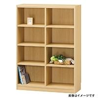 【訳あり商品】 書棚 タナリオ TNL-1287 NA(箱破損)