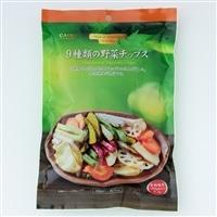 【訳あり商品】9種類の野菜チップス(賞味期限2017年6月9日)