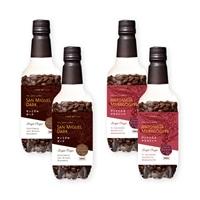 ミカフェート COFFEE HUNTERS 特選セット(コーヒー豆160g AM×2本、SM+×2本)合計4本【別送品】