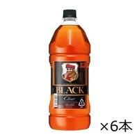 【ケース販売】ブラックニッカ クリアブレンド 2700ml×6本【別送品】