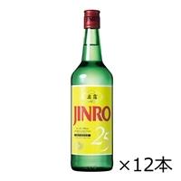 【ケース販売】JINRO 25度 700ml×12本【別送品】