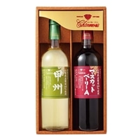 【2019年母の日カタログ】山梨産日本ワイン2本セット