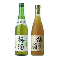 【2020年母の日カタログ】賀茂鶴 金賞梅酒セット