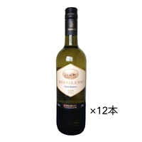 【ケース販売】ジポリーノ ビアンコ 白 750ml×12本【別送品】