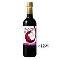 【ケース販売】フランジア ペットボトル スウィートレッド 720ml×12本【別送品】