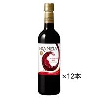 【ケース販売】フランジア ペットボトル 赤 720ml×12本【別送品】