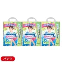 【ケース販売】ムーニーマン エアフィットパンツ M  216枚(72枚×3個)【別送品】