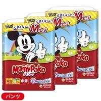 【ケース販売】マミーポコ パンツ Mサイズ 174枚(58枚×3袋)【別送品】