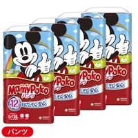 【ケース販売】マミーポコ パンツ ビッグ 152枚(38枚×4袋)【別送品】