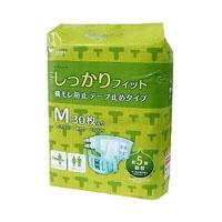 【ケース販売】CAINZ ケアフィール テープどめタイプ M 90枚(30枚×3個)[4936695764193×3]