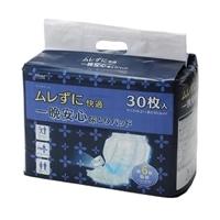 【ケース販売】CAINZ ケアフィール 一晩安心尿取りパッド 120枚(30枚×4個)[4549509189992×4]