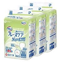 【ケース販売】白十字 PUサルバ フレーヌケア ナイトロング 90枚(30枚×3個)[4987603332188×3]