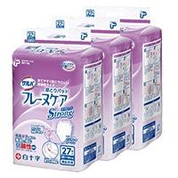 【ケース販売】白十字 PUサルバ フレーヌケア ストロング 81枚(27枚×3個)[4987603332263×3]