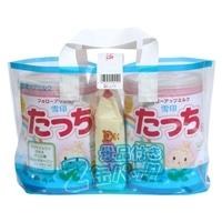 【訳あり商品】 雪印 たっち 2缶パック 850gx2缶 粉ミルク (缶凹み有)(賞味期限2020日年8月18日)