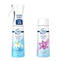 P&G ファブリーズ マイクロミスト ウォータリー・モリンガの香り 本体 300ml & リリー付替 300ml