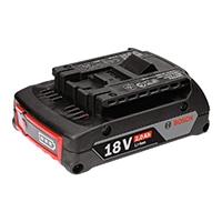 BOSCH リチウムバッテリー18V2.0Ah A1820LIB