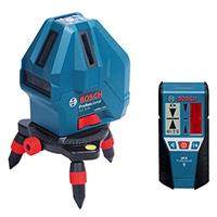 レーザー墨出し器 GLL5-50XSET
