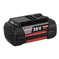 BOSCH リチウムバッテリー36V6.0Ah GBA36V6.0Ah
