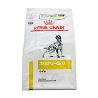 ロイヤルカナン 犬用 ユリナリー S/O ライト 3kg