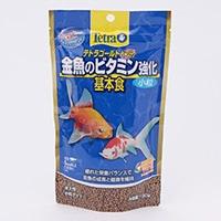 テトラゴールド金魚のビタミン強化小粒100g