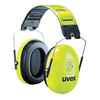 UVEX イヤーマフ ウベックスSV2500048