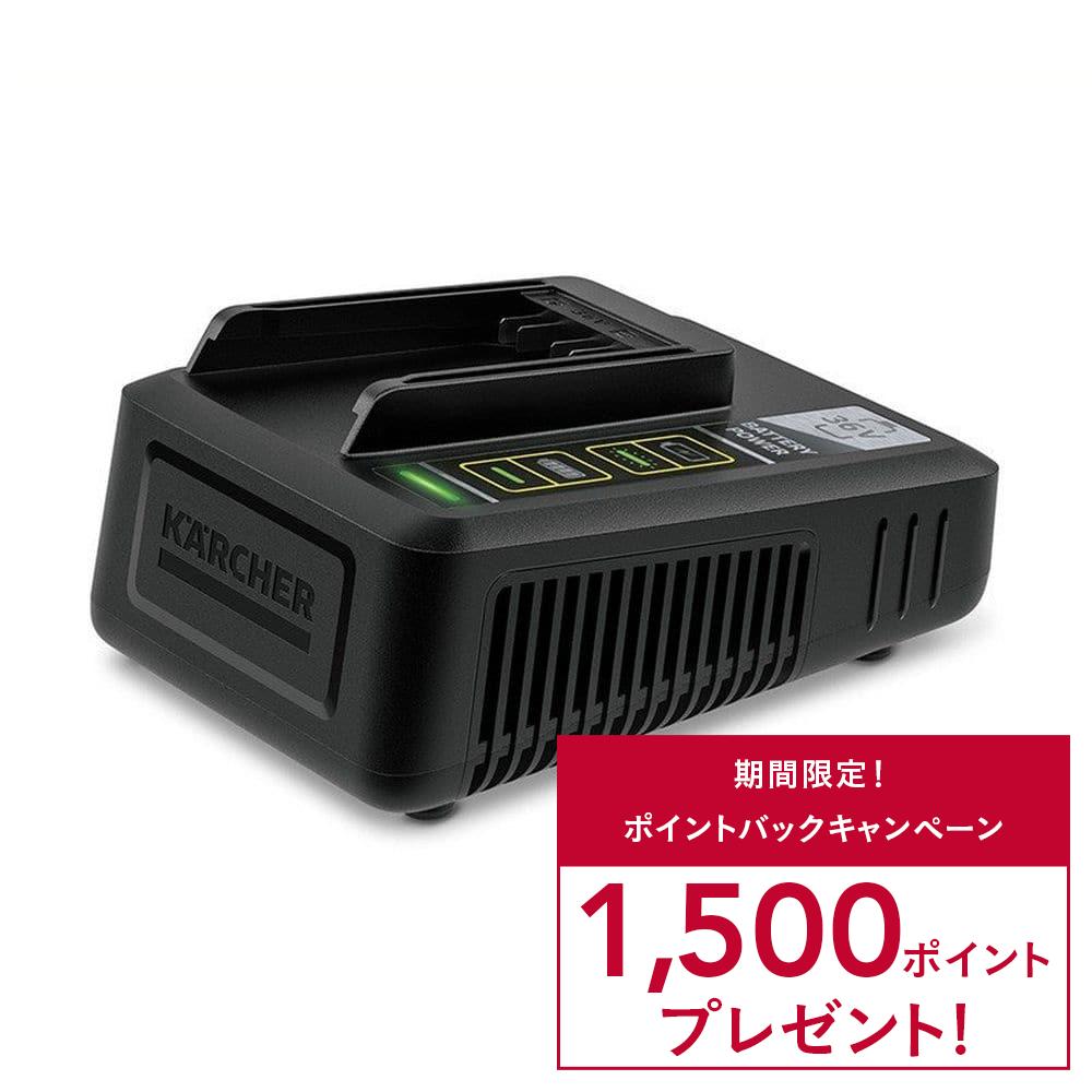 バッテリーパワー専用急速充電器BC36V