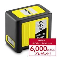 バッテリーパワー36V5.0A