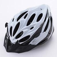 バイシクルヘルメット <58−61cm> (ホワイト)YD2669