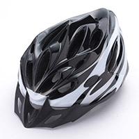 バイシクルヘルメット <58−61cm> (ブラック)YD2672