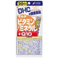 DHC 20日分 マルチビタミン/ミネラル+Q10