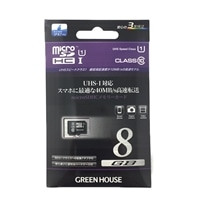 microSDHC CL10 UHS-1 8GB