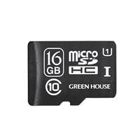 グリーンハウス microSDHC CLASS10 UHS1 16GB