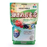 朝日 効きめ長もち 野菜の肥料 600g