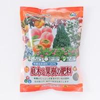 朝日 庭木と果樹の肥料500g
