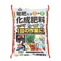 【店舗限定】朝日 堆肥入り化成肥料 5kg