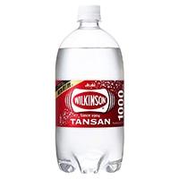 【ケース販売】ウィルキンソン タンサン 1L×12本