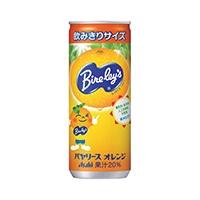 【ケース販売】アサヒ バヤリース すっきりオレンジ 245ml×30缶