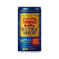 【ケース販売】アサヒ ワンダ エクストラショット 185g×30本