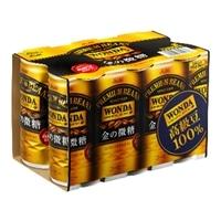 【ケース販売】アサヒ飲料 ワンダ 金の微糖 缶 185g×30本