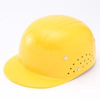 軽作業帽子 クリ-ンキャップ 黄