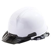 ヘルメット SS19 ライナー付 白