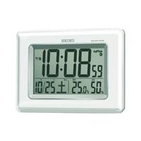 SEIKO 温湿度計付き掛置兼用電波時計 SQ424W
