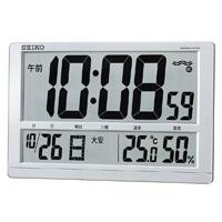 セイコー電波掛時計 SQ433S