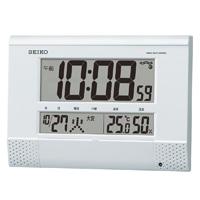 【ネット限定価格】セイコー電波プログラム掛時計 SQ435W