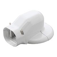 因幡 ウォルコーナーキャップ用 ホワイト LDWM-70-W